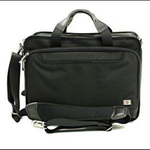 Victorinox Swiss Army Trevi laptop briefcase